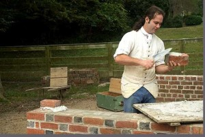 Bricks and Mortar: Using archaeology and preservation to save the past