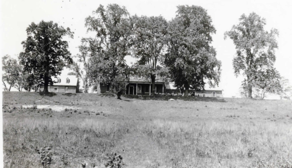 Dudley Burwell Blog Carters Grove site abt 1924